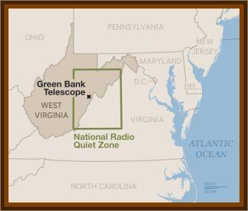 United States National Radio Quiet Zone