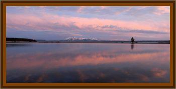Yellowstone Lake 'Music'