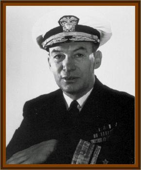 Admiral Roscoe Hillenkoetter