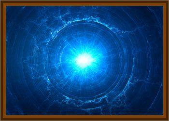 Blue Sphere Obsereved