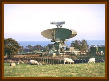 Bizarre UFO Witnessed At RAF Boulmer