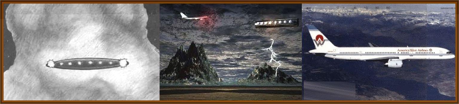 American West UFO