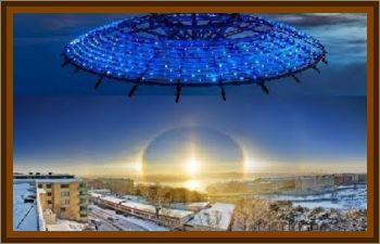 Stadium Sized UFO