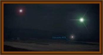 Edwards Air Force Base UFO Incident