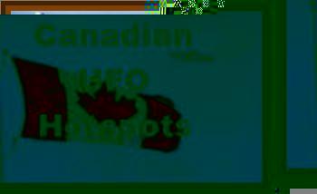 Canada A Growing UFO Hotspot