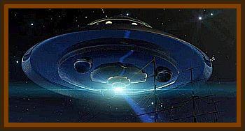 Stoke-on-Trent UFO