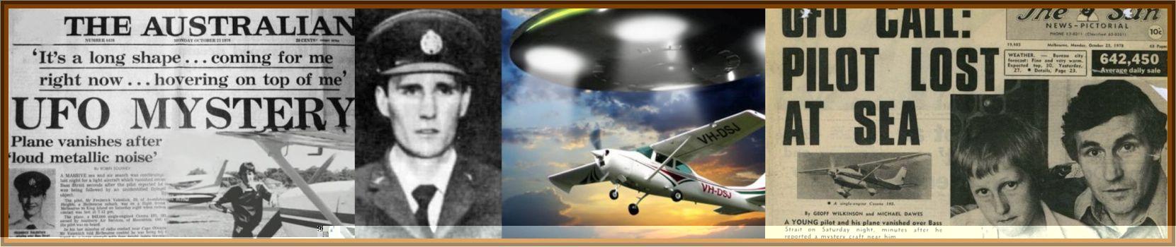 Frederick Valentich UFO Mystery