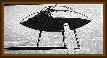 1923 UFO Sighting
