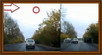 Fatal Car Crash Is Blamed On A UFO