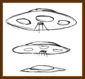 Erwin Lohre & Wife Experience UFO