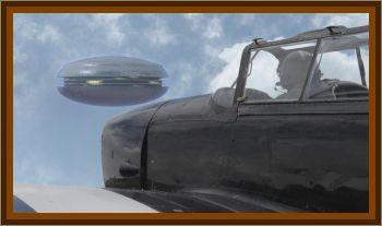 Former USAF Major Says UFOs Prowl Our Skies