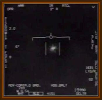 Retired Naval Pilot Describes UFO Sighting
