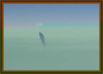 In Flight Sighting
