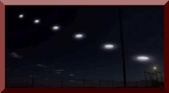 UFO Near Nebraska Power Plant