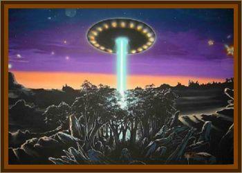 Las Piñas UFO