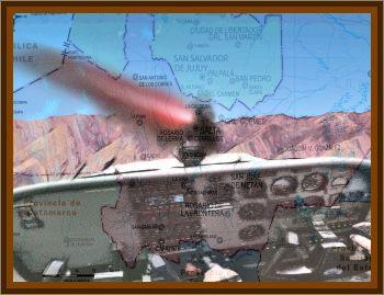 Salta UFO Crash