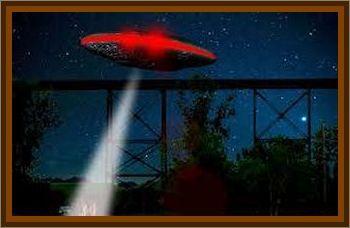 University Graduate Watches UFO
