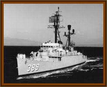 USS Durant Sighting