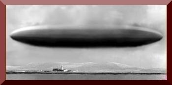 Salthill UFO Sighting