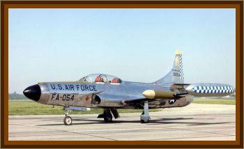 Otis AFB F-94C Disappearance