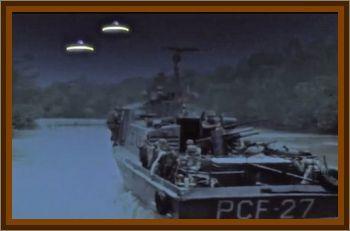 Patrol Boat Attack