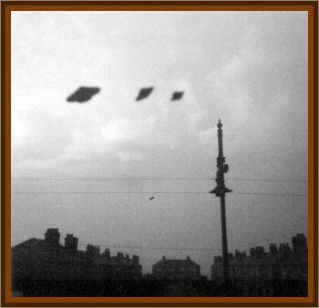 Conisbrough UFOs