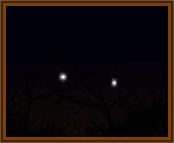 Early Morning UFO Sighting