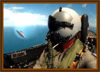 Military Aircraft Chased UFO Over Slupsk