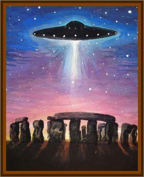 Stonehenge & UFOs