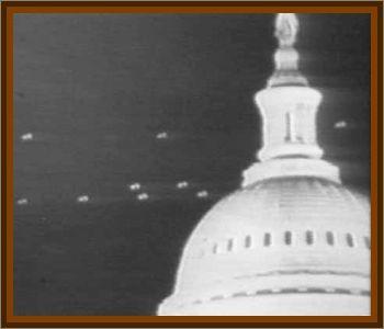 Washington D.C. UFO Incident