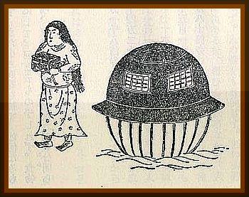 Utsuro-bune: A UFO Legend from 19th Century Japan