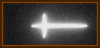 Flying Cross Near Moigne Downs