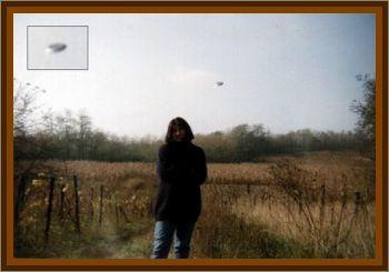 Hungarian UFO Snapshot