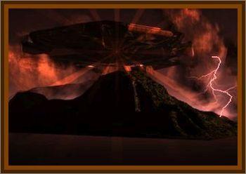 Kodiak Island UFO