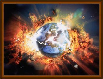 A Strange Phenomenon - End Of The World