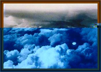 Royal Canadian Air Force Pilots Encounter UFO
