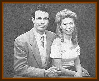 Howard Menger & Connie Baxter Weber