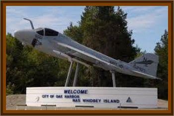 Whidbey Island UFO