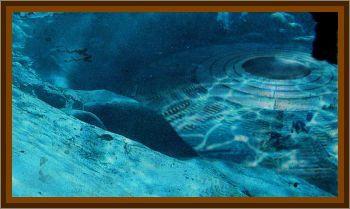 Undersea UFO Activity